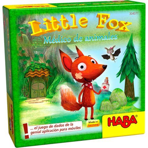 Juego Little Fox Médico de Animales