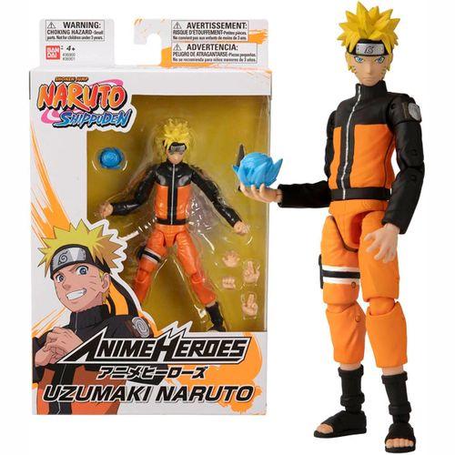 Naruto Shippuden Anime Heroes Figura Naruto