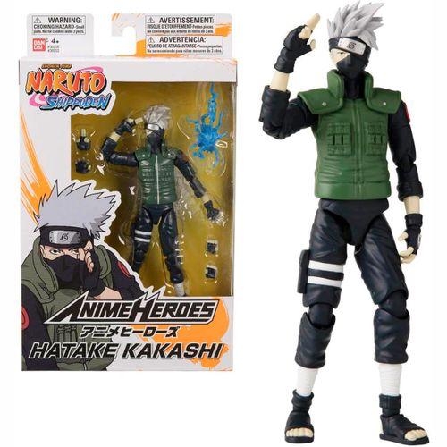 Naruto Shippuden Anime Heroes Figura Kakashi