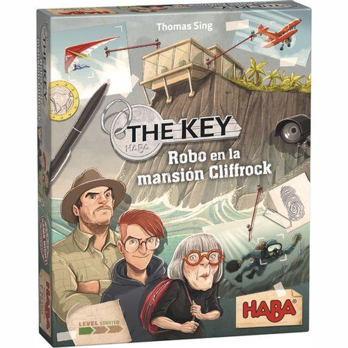 Juego The Key – Robo en la Mansión Cliffrock