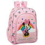 Minnie-Mouse-Rainbow-Mochila-Adaptable
