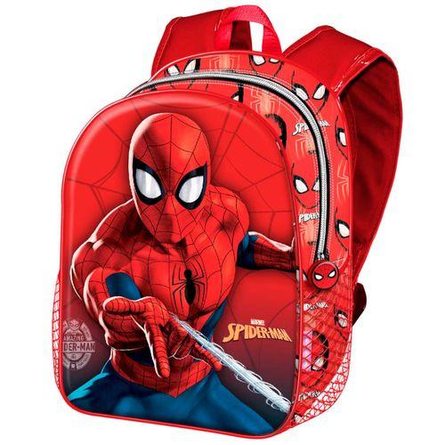 Spiderman Mochila Infantil Básica