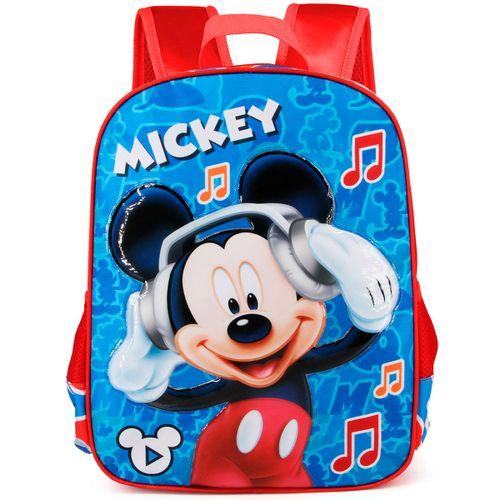 Mickey Mouse Mochila Infantil Music
