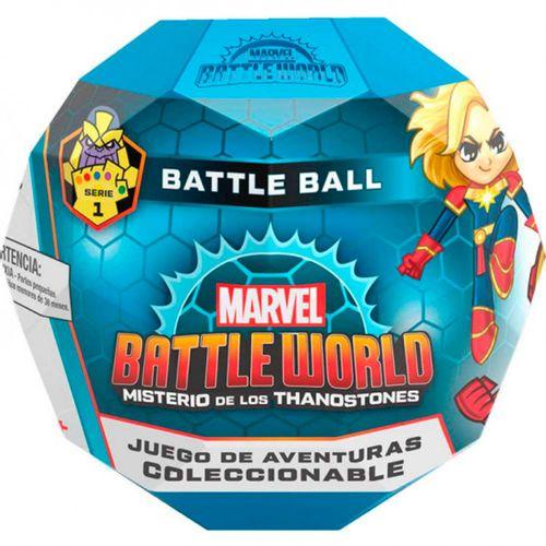 Marvel Battle World Cápsula Sorpresa Serie 1