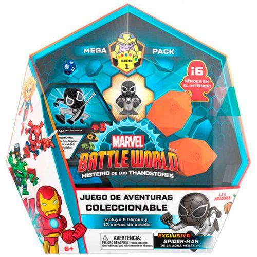 Marvel Battle World  Mega Pack