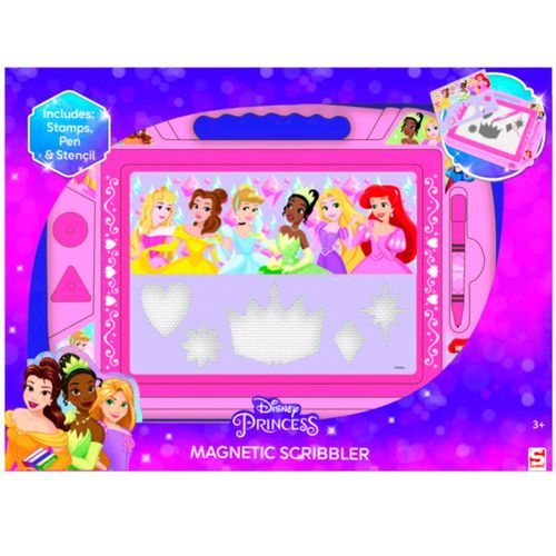 Princesas Disney Pizarra Mágica