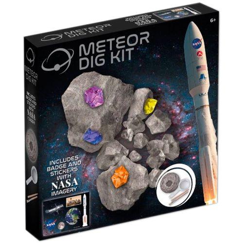 Nasa Pack para Escavar Meteoritos