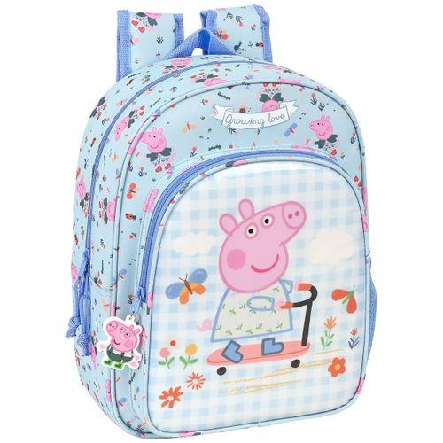 Peppa Pig Mochila Infantil Growing Love