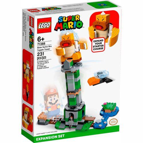 Lego Mario Set Expansión: Torre Sumo Jefe