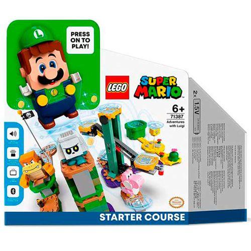 Lego Mario Pack Inicial Aventuras: Luigi
