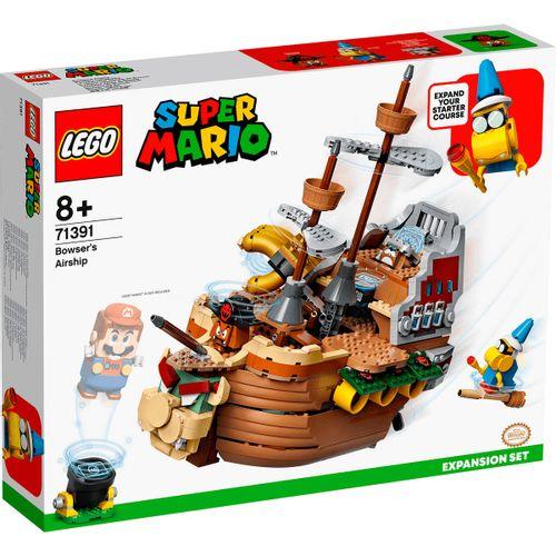Lego Mario Expansión: Fortaleza Aérea de Bowser