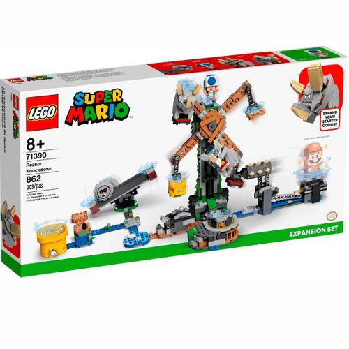 Lego Mario Expansión: Derribo de los Reznors