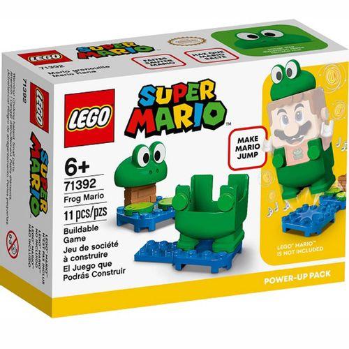 Lego Mario Pack Potenciador: Mario Rana
