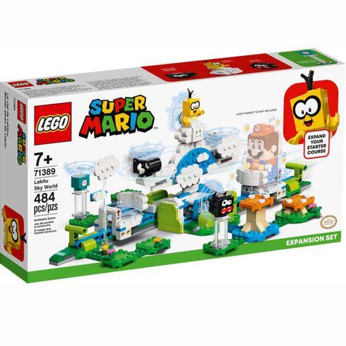 Lego Mario Expansión: Mundo Aéreo del Lakitu