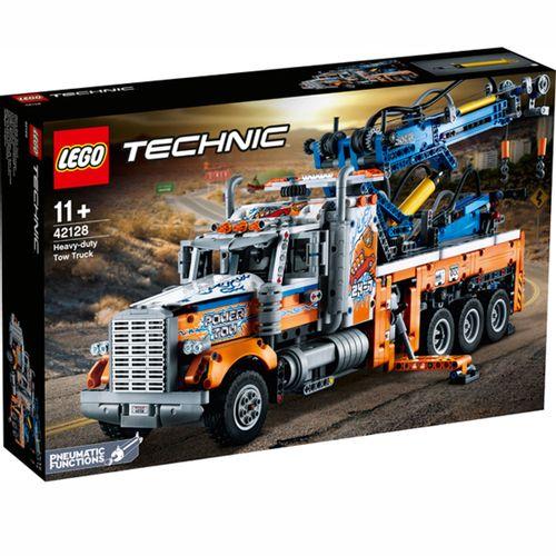 Lego Technic Camión Remolcador de Gran Tonelaje