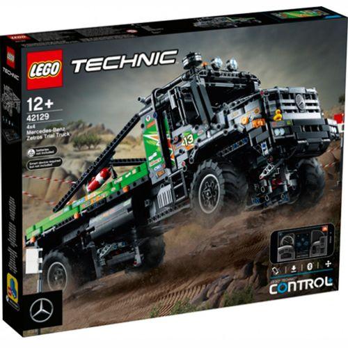 Lego Technic Camión Trial 4x4 Mercedes-Benz Zetros