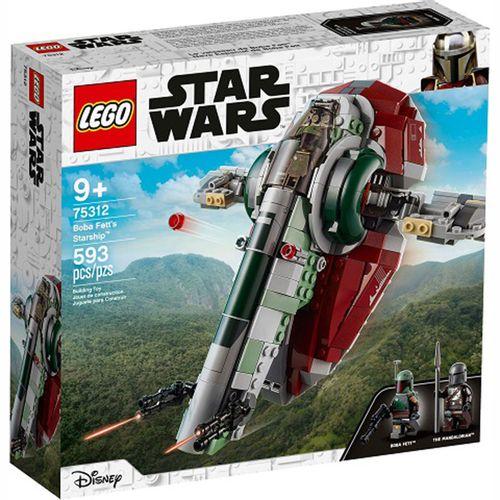 Lego Star Wars Nave Estelar Boba Fett