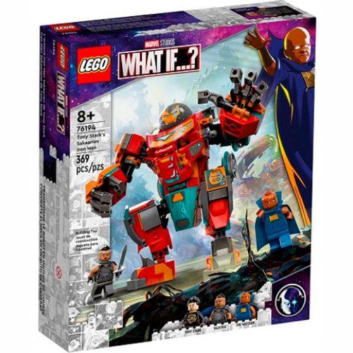 Lego Marvel What If? Iron Man Saakariano