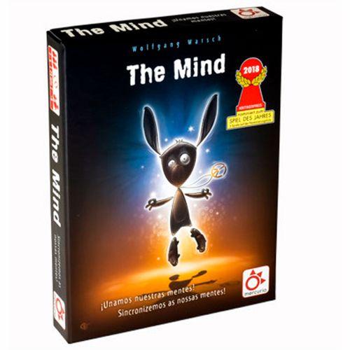 The Mind Juego de Cartas