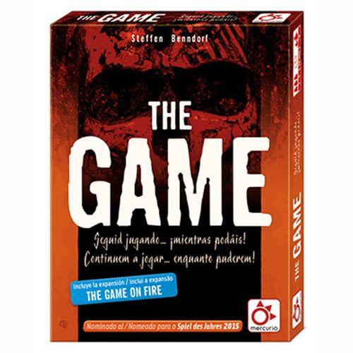 The Game Juego de Cartas