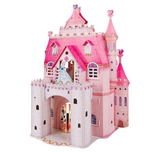 Puzzle 3D Castillo Princesas