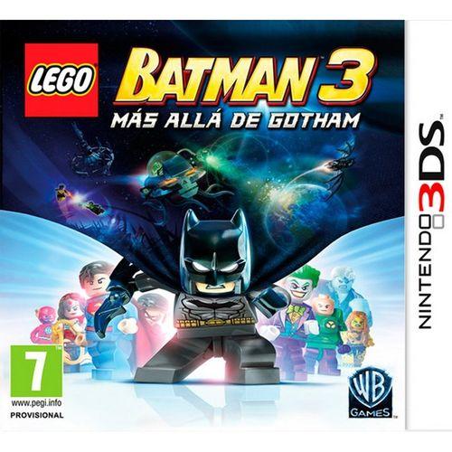Lego Batman 3: Más Allá De Gotham 3DS