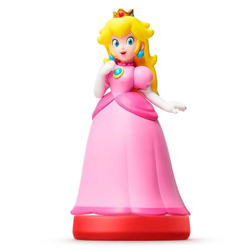 Figura Amiibo Peach (Serie Super Mario)