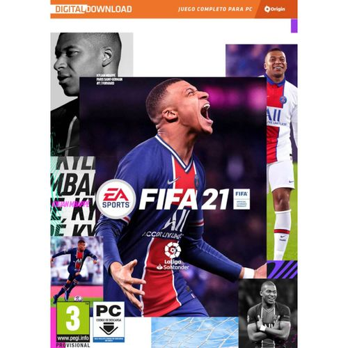 FIFA 21 (Code in Box)