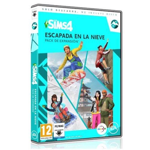 Los Sims 4 Pack Expansion Escapada a la Nieve (Code in Box)