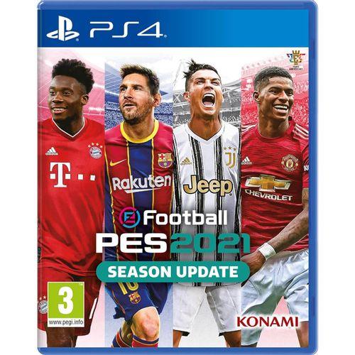 Pro Evolution Soccer PES 21 Season Update
