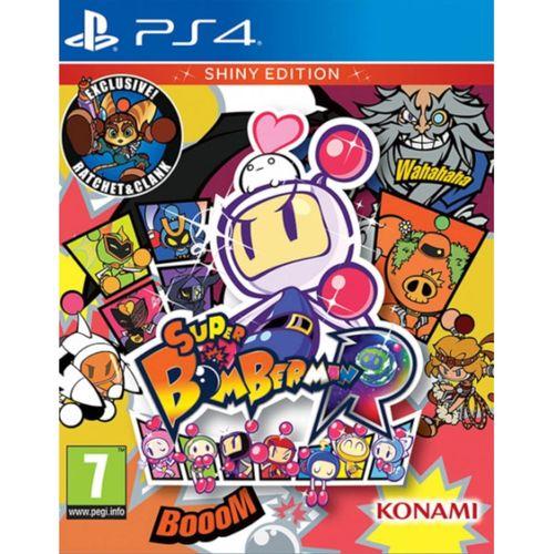 Super Bomberman R Edicion Shiny