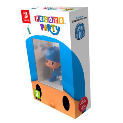 Pocoyo Party +Toy