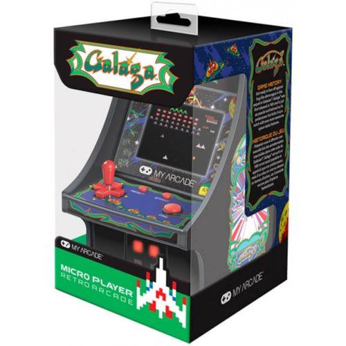 My Arcade Micro Player Retro Arcade Galaga Consola
