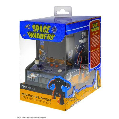 Consola Retro Micro Player Space Invaders