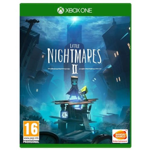 Little Nightmares 2 Day One Edition