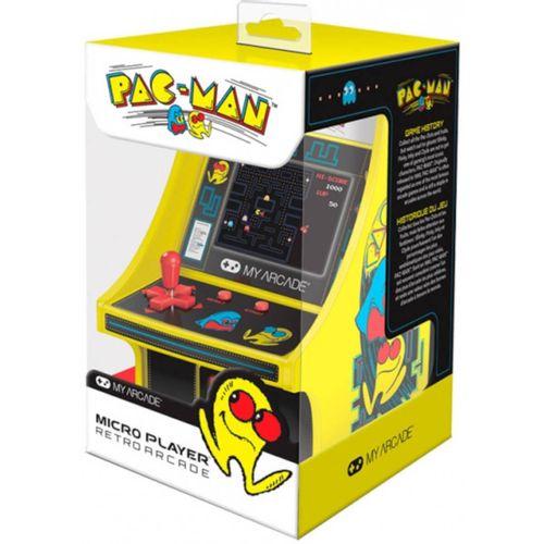 My Arcade Micro Player Retro Arcade Pac Man Consola