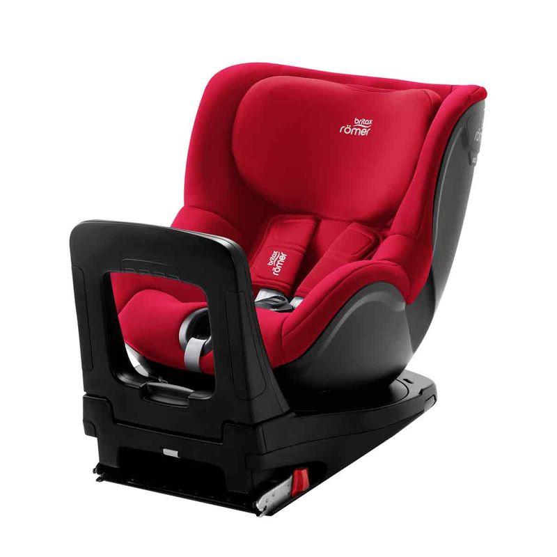 Dualfix-M-i-Size-de-61-105-cm-Fire-Red
