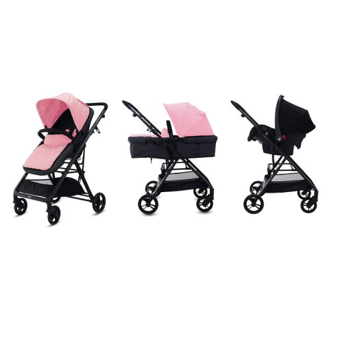 Trio Country Pink