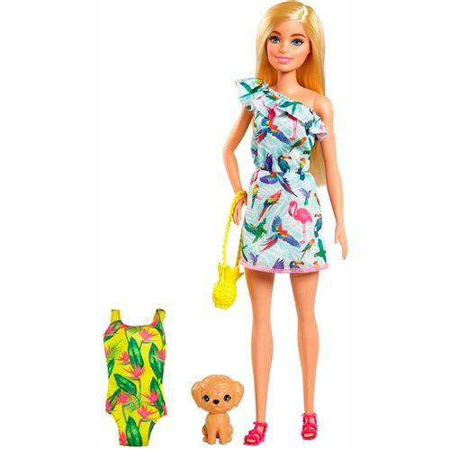 Barbie Maleta y Accesorios