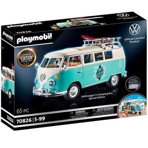 Playmobil Volkswagen Camping - Edición Especial