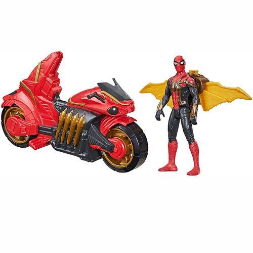 Spiderman Supermoto Arácnida