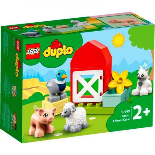 Lego Duplo Mi Ciudad - Granja