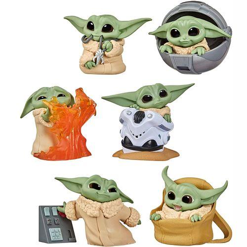 Star Wars Mandalorian Bounty Baby Yoda Surtido