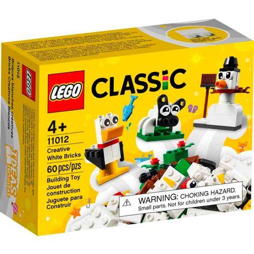 Lego Classic Ladrillos Blancos