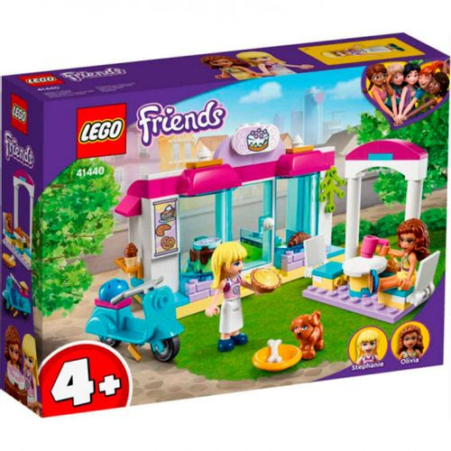 Lego Friends Pastelería de Heartlake City