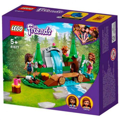 Lego Friends Bosque: Cascada