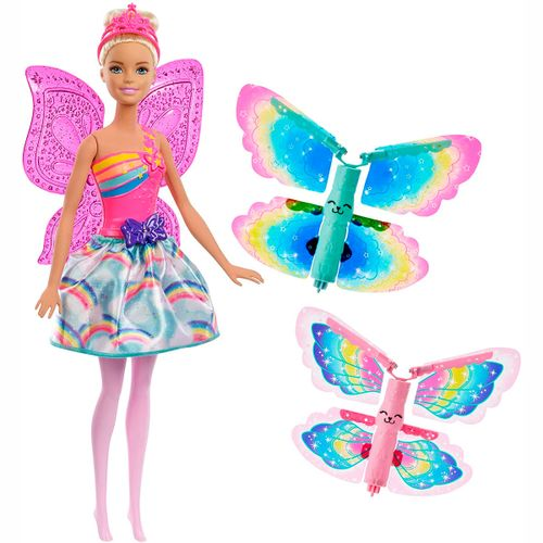 Barbie Dreamtopia Alas Mágicas