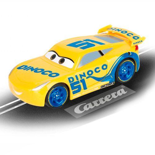 Carrera FIRST Cars Vehículo Dinoco Cruz