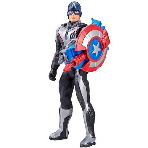 Vengadores Capitán América Titan Hero Power FX