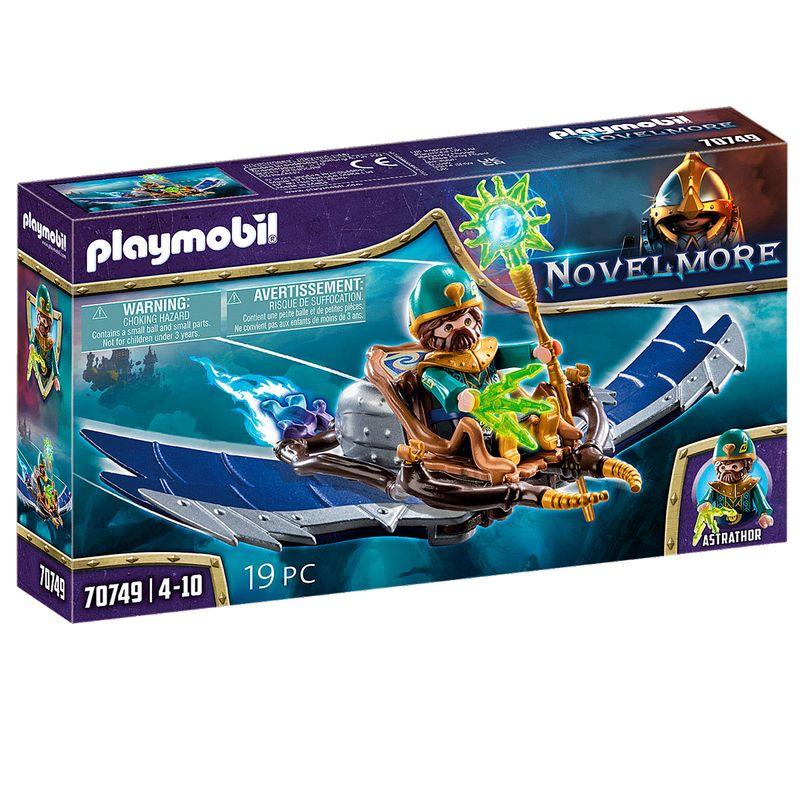 Playmobil-Novelmore-Violet-Vale---Mago-del-Aire